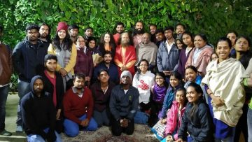 Vikasa: An Indic Youth Leadership Retreat
