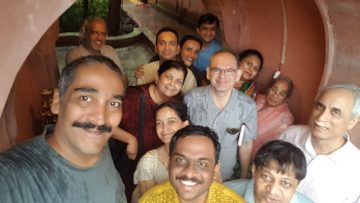 108 Steps to The Sun Within – Weekend with Prof Subhash Kak