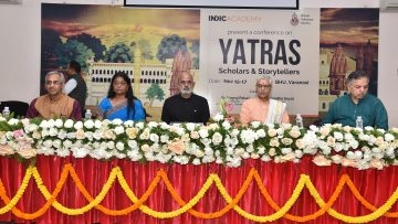 Yatras: The Sangam of Scholars & Storytellers