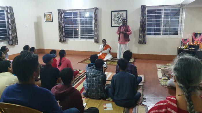 Gita Jayanti at Indica Yogashala