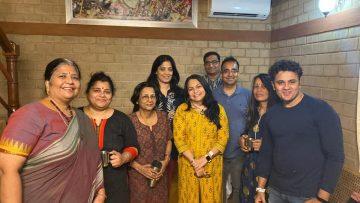 """Read, Research, and Write"": Weekend with 'Padmashri' Meenakshi Jain!"