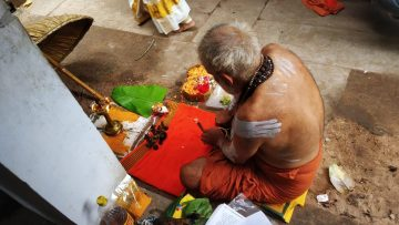 Advaitic Overtones In The Gṛhya Rituals
