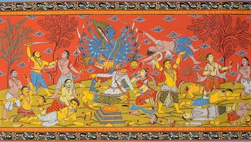 Unknown Tales from the Puranas: Immolation of Sati and Destruction of the Sacrifice of King Prachetas
