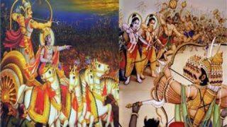 Ramayana Mahabharata