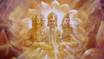 Unknown Tales from the Puranas: When Brahma, Vishnu, and Maheshvara Met