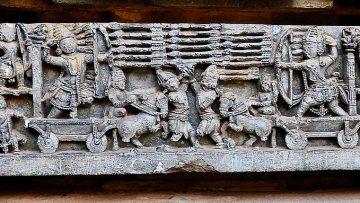 Kurukshetra – A Quantitative Study Part IV : Karna Parva