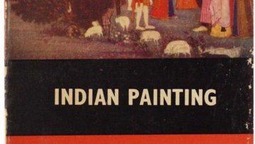 Review: Indian Painting (2013) by  C. Sivaramamurti