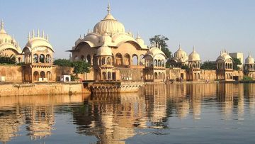 Temples and the State in the Indian Tradition: Part VII