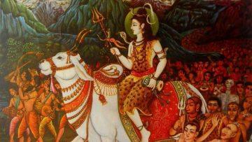 Kumarasambhavam: Kalidasa Unravels Shiva to Mortals Part IV