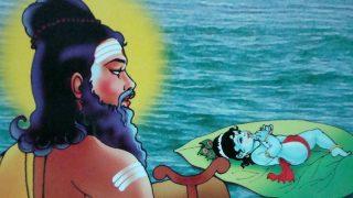Markandeya - Sri Krishna