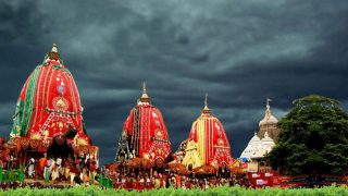 Shri Jagannath Rath Yatra : The Journey Rituals