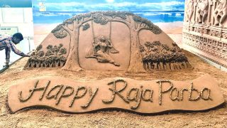 Raja Parba : Rejoicing Menstruation and Womanhood