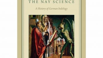 Nay Science and Uncovering of German Indology