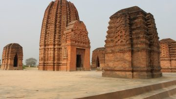 Echoes from the Storied past of an Ancient Riverine Civilization – A visit to the Brick Temple at Nibiya khera, Kanpur