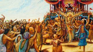 Jagannath's Return Journey – Bahuda Yatra