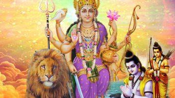शक्तिपूजा, नवरात्र और राम – एक समग्र चिंतन