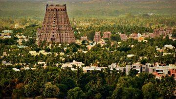 And Then, The Devas Smiled On Madurai