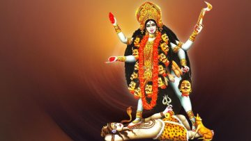 Past the Sound and Fury: Meaning of Iconography of Goddess Kali