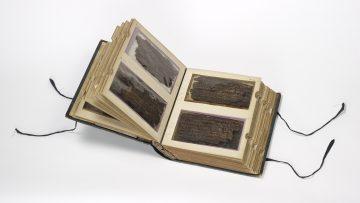 Cracking the Da Vinci code: Reading History Hidden in a Manuscript