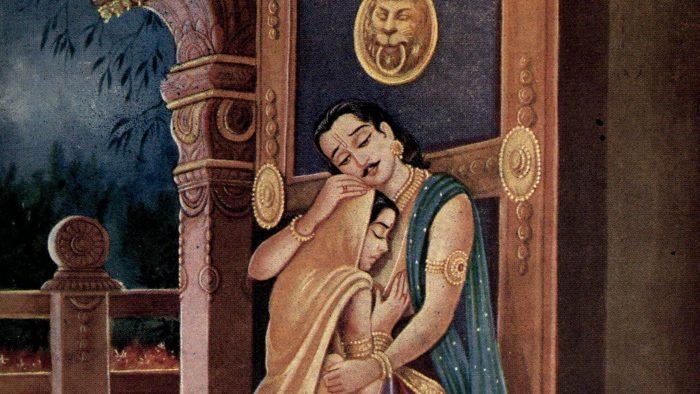 Ulupi, a widow who married Arjuna