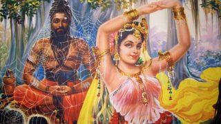 Apsara Pramlocha's 907 Year Romance With Rishi Kandu
