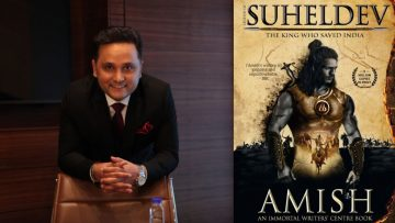 """Conversation with Amish Tripathi """"Legend of Suheldev: The King Who Saved India"""""""