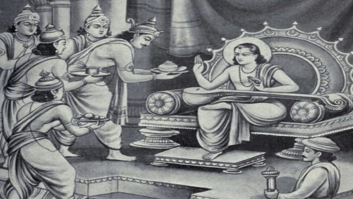 Discussions on Trade and Economics in Mahabharata
