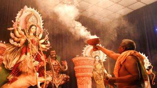 Durga Puja at Jagannath Puri
