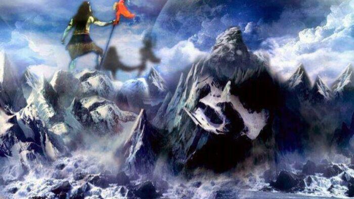 Glory of Lord Kameshwara- IV: Creation through Maatrika-s