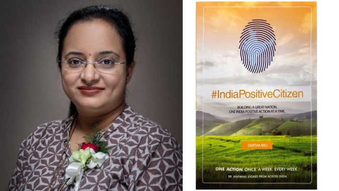 Interview with Author of India Positive Citizen Savitha Rao