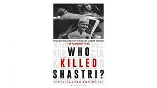 Review of Who Killed Shastri by Vivek Agnihotri