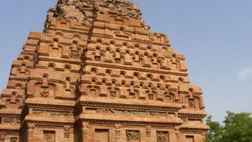 The Essence Of Civilisation: An Essay On The Ancient Brick Temple At Bhitargaon, Kanpur