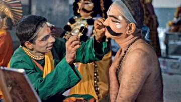 Theater In Ancient India And Greece: In Comparison With The Modern Times