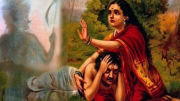 ಮಹಾಭಾರತದಲ್ಲಿ ಸಾವಿತ್ರಿ-ಯಮರ ಸಂಭಾಷಣೆ