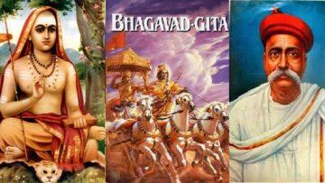 Bhagavad Gītā: Reconciling The Interpretations Of Tilak And Śaṅkara