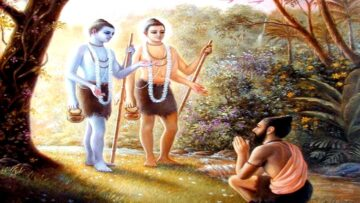 Nara, Nārāyaṇa, And The Bhagavad Gita