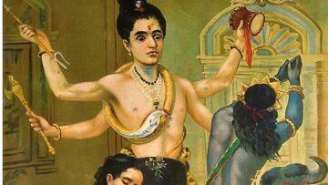 हिन्दू मंदिरों में शिव – 9 – काल संहार मूर्ति