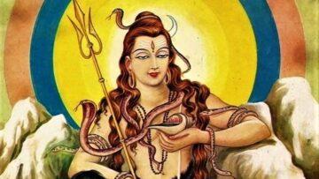 शिव और कालरात्रि
