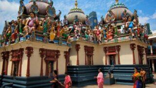 hindu pradakshina