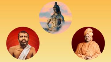 Sri Ramakrishna, Vivekananda and Shiva