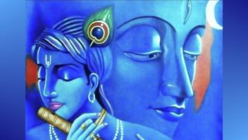 Seeking the Blessings of Bhakta Sulabha- Maharudra