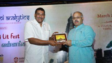 The Chennai Lit Fest- A New Intellectual Venture