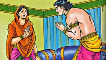 Lessons from Mahabharata – When Kunti met Karna