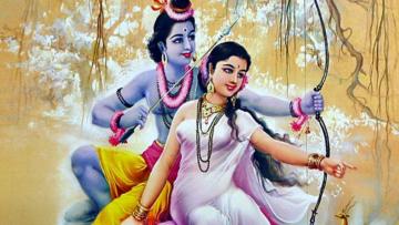 Sri Rama at Panchavati