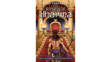 The Rise of Dharma by Semanti Chakraborty