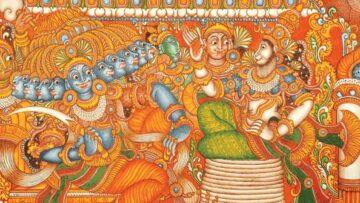 ಹನುಮಂತ – ರಾವಣರ ಮುಖಾಮುಖಿ – ಸುಂದರ ಕಾಂಡದ ಪ್ರಸಂಗ