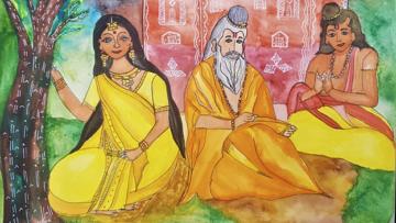 Katha Series – Suvarchala's Riddle
