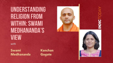 Understanding Religion from Within: Swami Medhananda's View