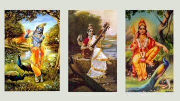A Unique Motif In Indian Art – Part IV: Divyamayura – The Celestial Peacock – 1