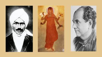 Unravelling The Aesthetic Layers Of The Indian National Movement: An Artistic Study